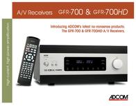 Adcom GFR-700 Leaflet