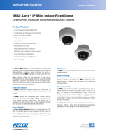 Pelco IMS0C10-1 Specification Guide