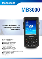Synkro MB3000 Leaflet