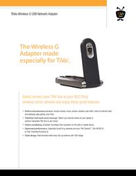 TiVo AG0100 Leaflet