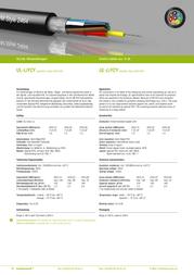 Kabeltronik 96122409, Control Data Cable, , Black Sheath 96122409 Data Sheet