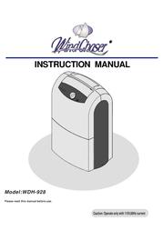 WindChaser wdh-928 Manual De Usuario