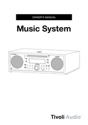 Tivoli Audio Music System 4005 User Manual
