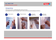 TESA Insect Stop Comfort 55388-00020 Data Sheet