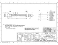 Molex 68561-0019 Leaflet