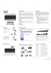 Adesso AKB-520UB Leaflet