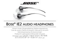 Bose IE2 047502 User Manual