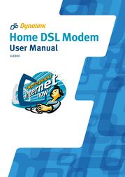 Dynalink ALE800 User Manual