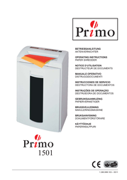 Primo 1501 Office 1361 User Manual