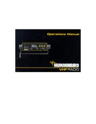 Humminbird DC 25 User Manual