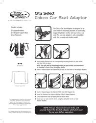 Baby Jogger CITY SELECT Manual