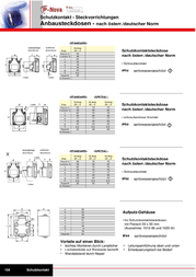Pce SocketMachines-protective contact-socket white White IP54 601.450.02 Data Sheet