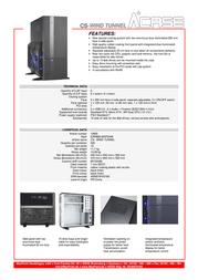 AplusCase CS-WindTunnel 12465 Leaflet
