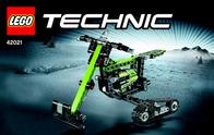 Lego Technic 42021 SCHNEEMOBIL 42021 User Manual