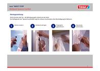 TESA Insect Stop Comfort 55389-00020 Data Sheet