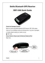 Seidio RBT-1000 User Manual