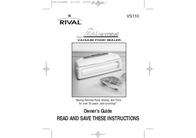 Rival VS110 User Manual