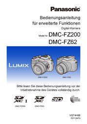 Panasonic Digital Camera DMC-FZ20 Silver DMC-FZ20 Data Sheet