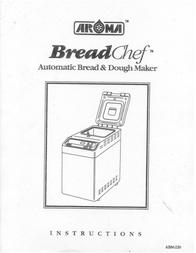 Aroma BREADCHEF ABM-220 User Manual