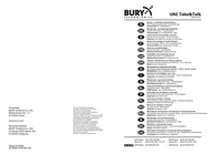 Bury UNI Take&Talk for Nokia 6310i/6310/6210/7110 0-02-22-0004-10 User Manual