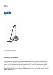 Fakir DR 86 4798003 User Manual