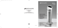 Bionaire PEDESTAL BT05RC User Manual