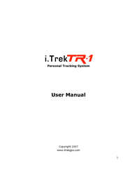 Cingular TR-1 User Manual