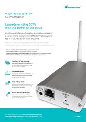 Y-cam HMECV1 User Manual