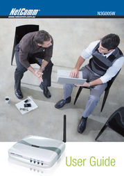 Netcomm 3G Wireless Router User N3G005W User Manual