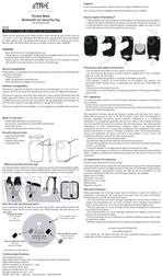 iMaze TAG5-BLE TAG5-BLE/001-BL User Manual