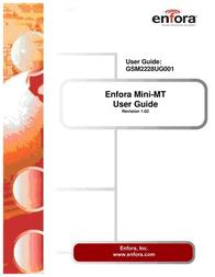 Enfora GSM2228UG001 User Manual