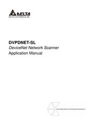 Delta DVPDNET-SL User Manual