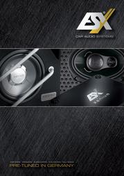 ESX SE-4120 SE4120 User Manual