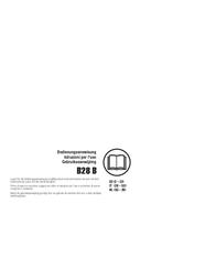 McCulloch B28 B Data Sheet