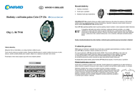 Ciclosport CP 13 is CP 13 IS Data Sheet