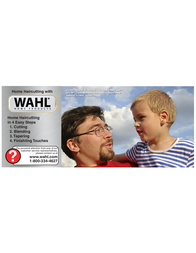 Wahl Hair Clippers User Manual