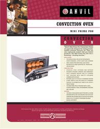 Anvil coa7002 Specification Guide