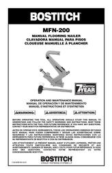 Intec MFN-200 User Manual