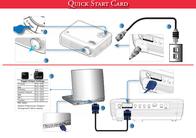 Optoma HD65 Quick Setup Guide
