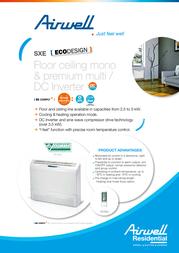 Johnson SX 18 DCI 7SP012115 Leaflet