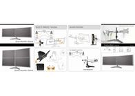 Planar Systems 997-5253-00 Leaflet