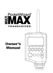 MAXTECH Transceiver User Manual