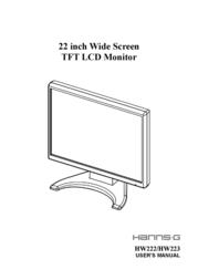 Hanns.G HW222 User Manual