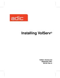 ADIC Webcam Version 5.0 User Manual