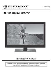 ELEMENT Electronics ELEFW325 User Manual
