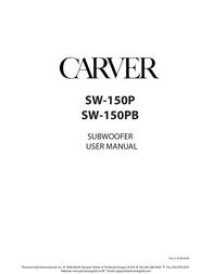 Carver sw-150pb Leaflet