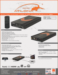 Lenexpo AT-HD520 Leaflet