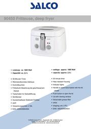 Salco 90450 Leaflet