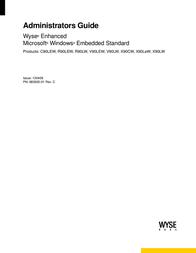 Wyse Notebook 90955101L Manuale Utente