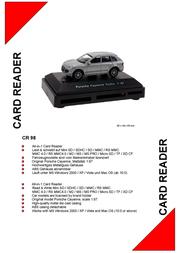 Peros CR 98 CR98 Leaflet